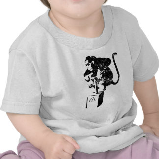 Funny Monkey T Shirts
