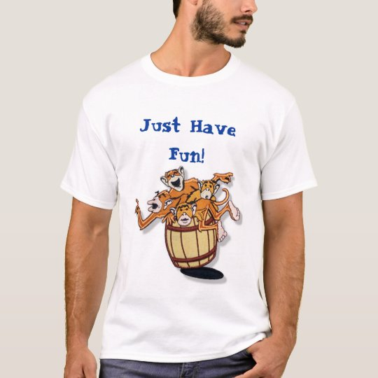 Funny Monkeys T-Shirt