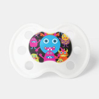Funny Monster Bash Cute Creatures Party Dummy