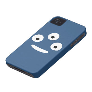 Funny Monster Face iPhone 4 Covers