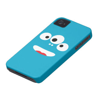 Funny Monster Face Case-Mate iPhone 4 Cases