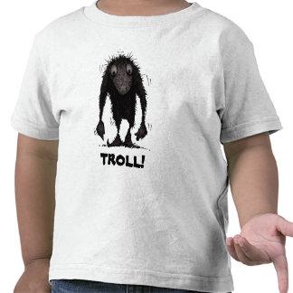 Funny Monster Troll Shirt