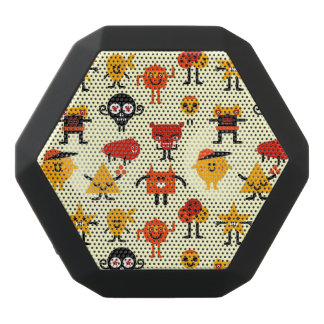 Funny monsters pattern