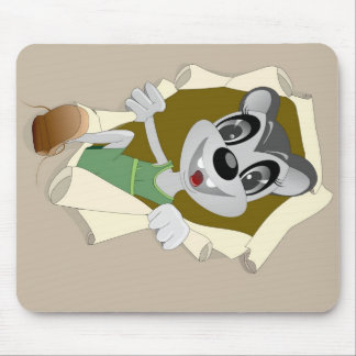 Funny Mouse Mat