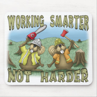 Funny Mouse Pads: Working Smarter Mouse Pad