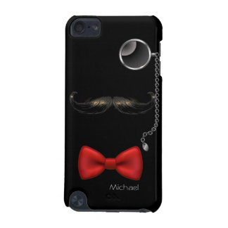 Funny Moustache Glasses Bow Tie iPod Touch 5 Case iPod Touch (5th Generation) Cases