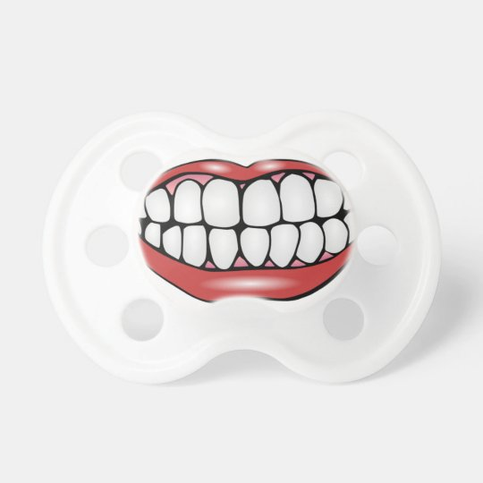 Funny Mouth and Teeth Dummy