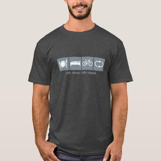 Funny MTB Cycling T Shirt