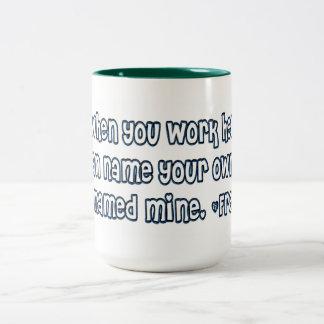 Funny Mug for Boss Secretary Office Worker
