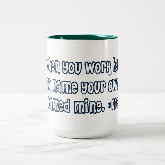 Funny Mug for Boss, Secretary, Office Worker