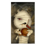 Funny Mummy Halloween Costume Pack Of Standard Business Cards