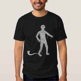 Funny Mummy Halloween Men's T-shirt