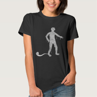 Funny Mummy Halloween Women's T-shirt