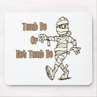 Funny Mummy Mouse Pad