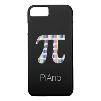 Funny Music Piano Keyboard PiTunes iPhone 7 Case
