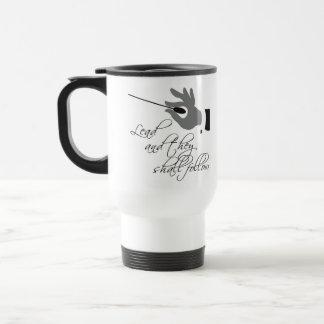 Funny Music Teacher Gift Travel Mug