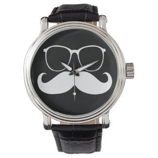Funny Mustache 2 Watch