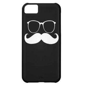 Funny  Mustache Glasses 2 iPhone 5C Case