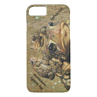 Funny My toadly awesome iphone iPhone 7 Case
