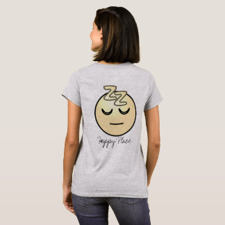 Funny Naps are my Happy Place Quote T-Shirt