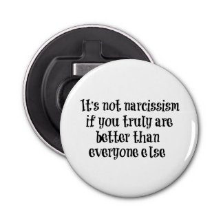 Funny Narcissism Quote