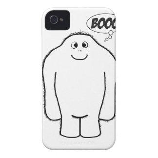 Funny nasty yeti blackberry bold case