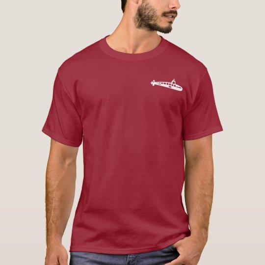 Funny navy humour sailors submarine T-Shirt