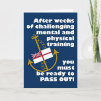 Funny Navy Passing Out Parade Congratulations
