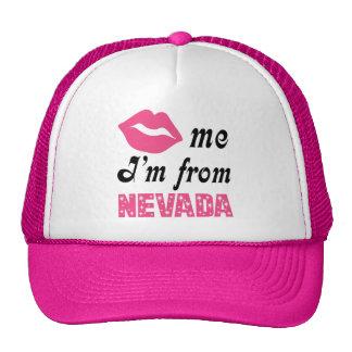 Funny Nevada Cap