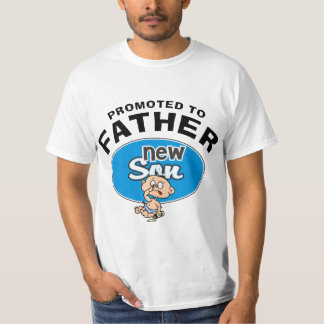 Funny New Father New Son T-Shirt
