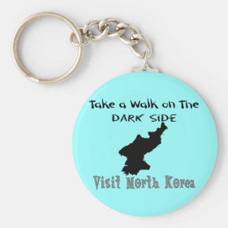 Funny North Korea T-shirts and Gifts Key Ring