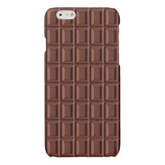 Funny Novelty Chocolate iPhone 6 Plus Case