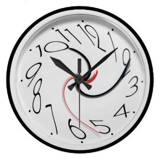 Funny Novelty Style Large Clock