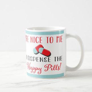 Funny Nurse or Doctor Medical pills mug