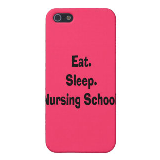 Funny Nursing Student Gifts iPhone 5/5S Cover