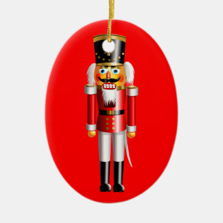 Funny Nutcracker Toy Soldiers Christmas Ornament