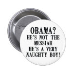 Funny Obama Button