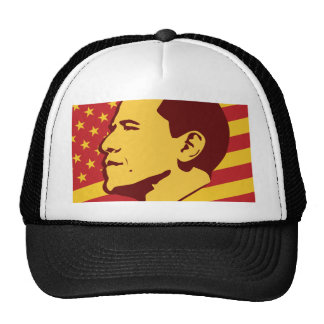 Funny Obama Socialist America Hats