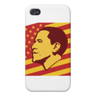 Funny Obama Socialist America iPhone 4 Case