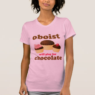 Funny Oboe Womens T-shirt