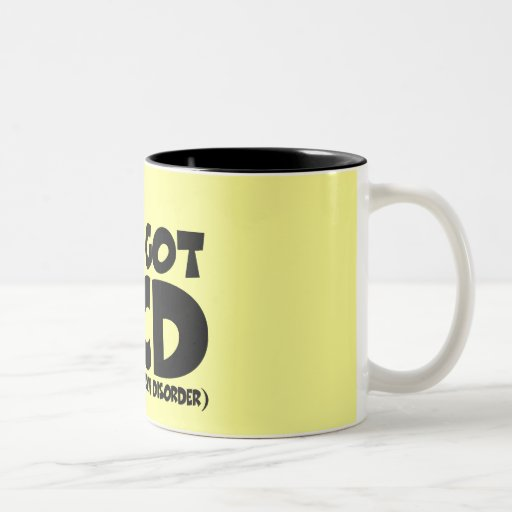 Funny OCD chicken Mugs