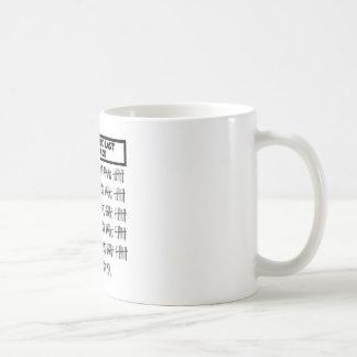 Funny OCD Coffee Mugs