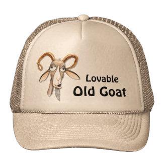Funny Old Goat Hat
