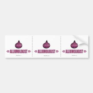 Funny Onions Bumper Sticker