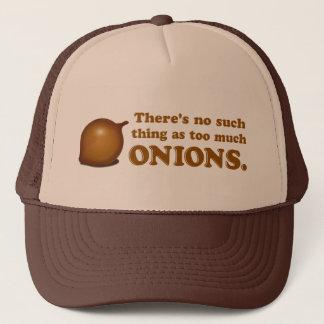 Funny Onions Trucker Hat