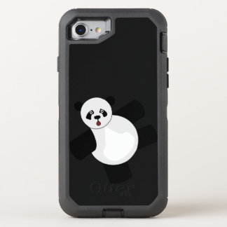 Funny Panda Bear OtterBox Defender iPhone 7 Case