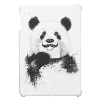 Funny panda iPad mini cases