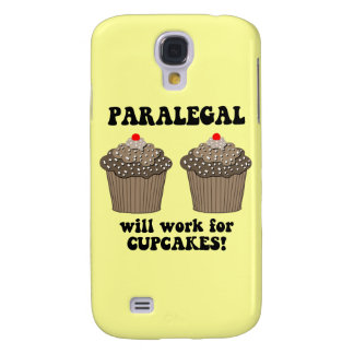 funny paralegal galaxy s4 case