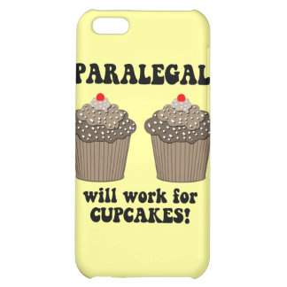 funny paralegal iPhone 5C covers
