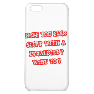 Funny Paralegal Pick-Up Line iPhone 5C Covers
